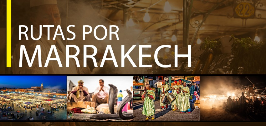 routes from marrakech desert trips